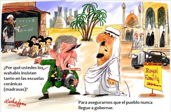 الوهابية خطر على الاسلام Wahabismo03